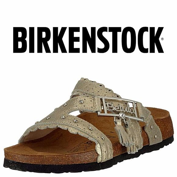 db77d4f0e0d1 Birkenstock Shoes | Betula Glitter Krystal Sandals | Poshmark